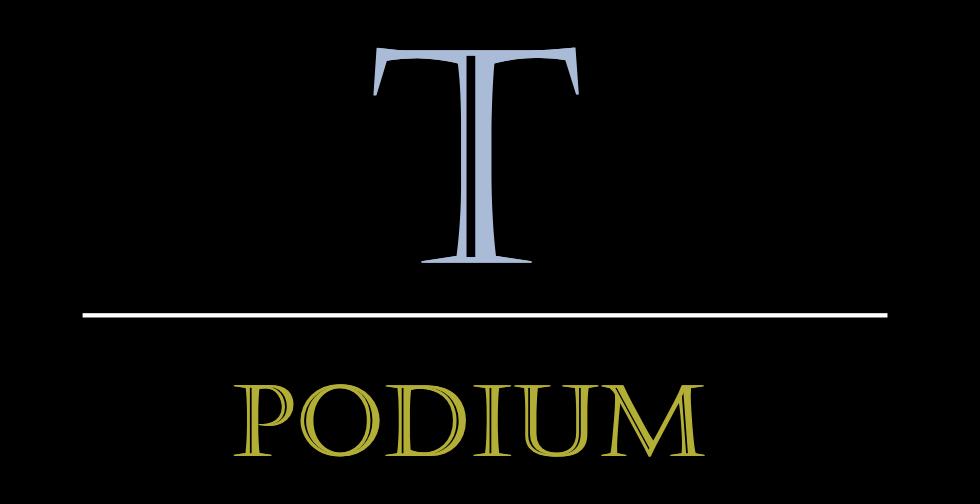 Tabloid Fashion Podium